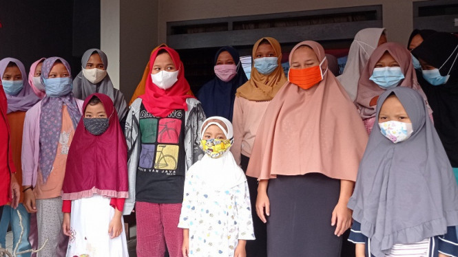 Foster Children were Infected in Pandemic Period in Semarang