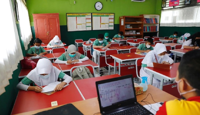 Indonesia and Education as The Developing Country