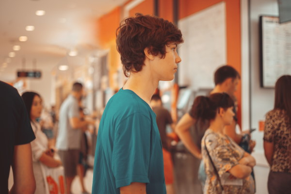 Saving Money at The Bank as The Wise Habit for Teenagers