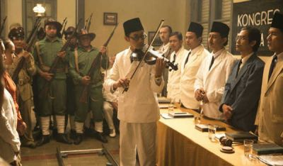 """Independence Day Commemoration,  TV One Performs Special Film """"Wage"""""""