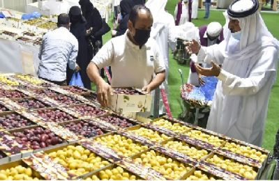 Promoting Fresh Dates Festival in Doha 2021