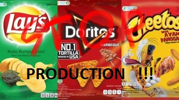Dilemma of Stopping Production, Food Products Sentenced Will Not Produce Anymore